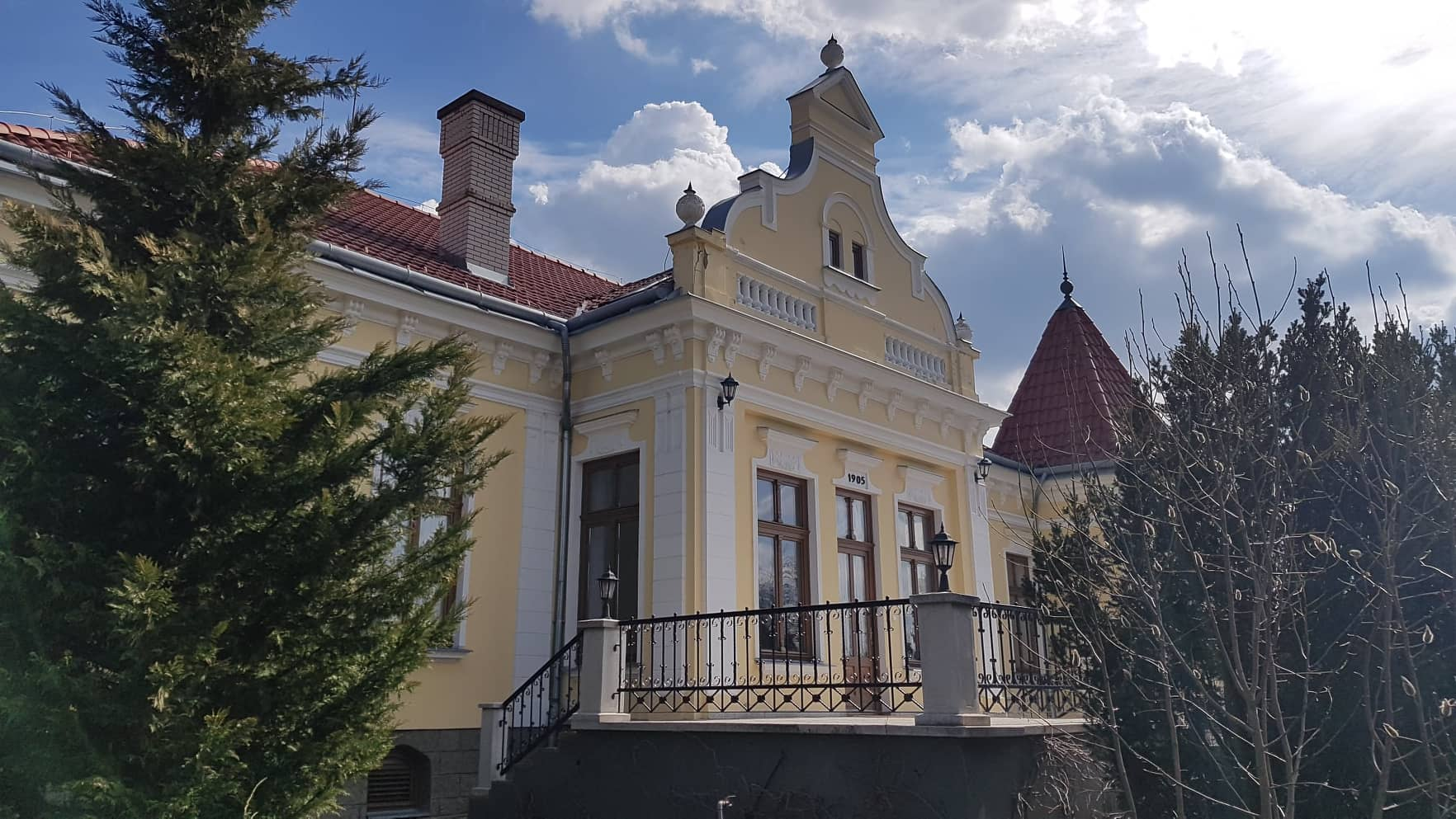 Piricse-Fábry Kúria ( Rózsaliget tanya)