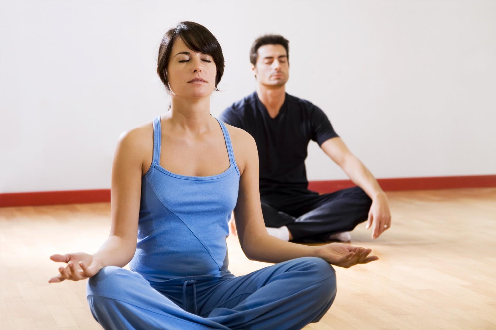 edzés, meditáció, jóga hatásai, jógatanfolyam