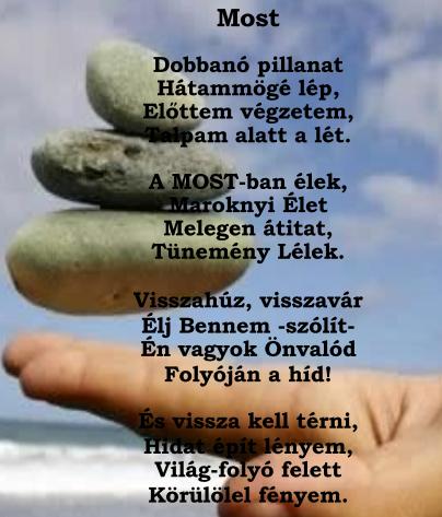 Most-Rácz Béla verse